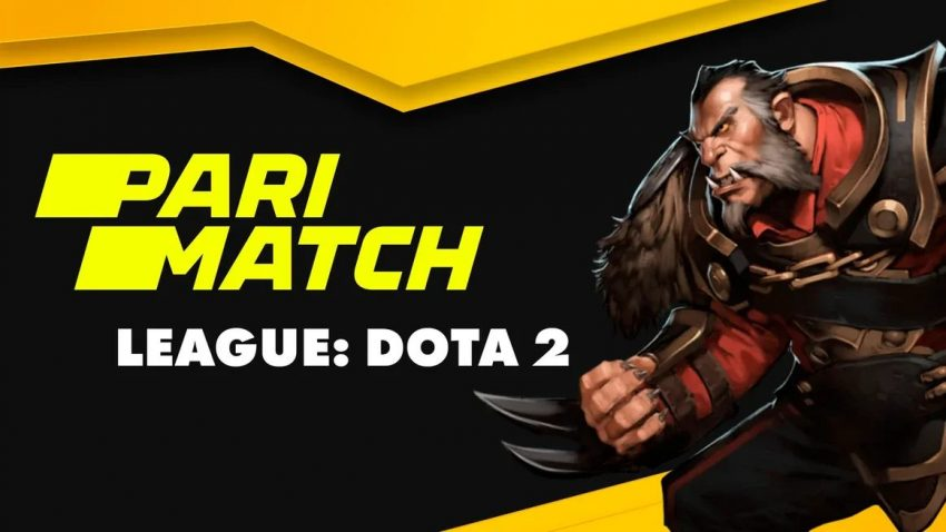Parimatch League: Dota 2